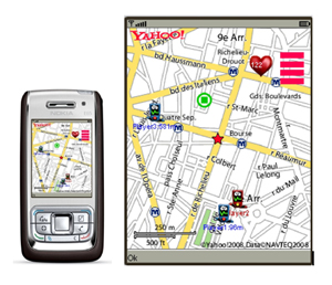 Xilabs, MYHT, vue de l'interface graphique mobile. Source : [http://xilabs.fr/category/jeux-francais]